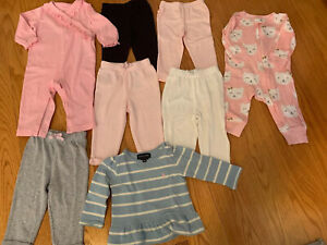 Baby-Girl-Lot-8-Size-6-Months
