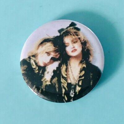 Set Of 2 Madonna Desperately Seeking Susan Film Movie button pin Badge