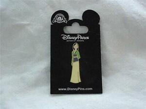 Disney Parks Authentic Princess Trading Pin Mulan Standing in Dress