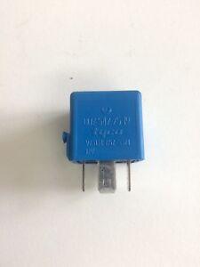 DT 125 R 1988-03 Side Light Bulb Cobalt Blue New