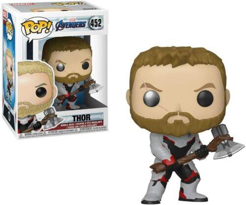 Thor Avengers Endgame Funko Pop Vinyl Figure Official Marvel Collectables