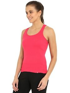7ac902f80a47d Image is loading Jockey-Womens-Cotton-Athleisure-Racerback-Modern-Fit-Tank-