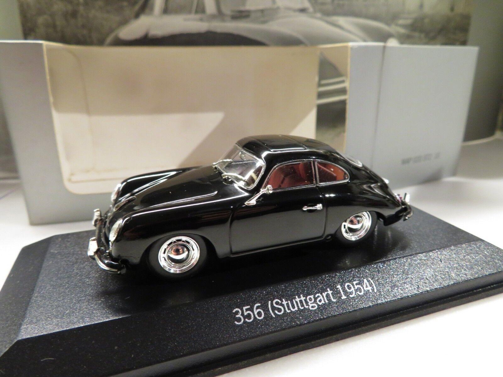 1 43 Minichamps Porsche 356 History Collection Porsche 356 Stuttgart (1954)