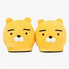 Kakao Friends Official Goods Ryan Mega Face Office Home Slippers 160 + Tracking