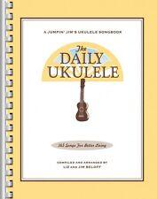 The Daily Ukulele Sheet Music 365 Songs for Better Living Ukulele Book 000240356