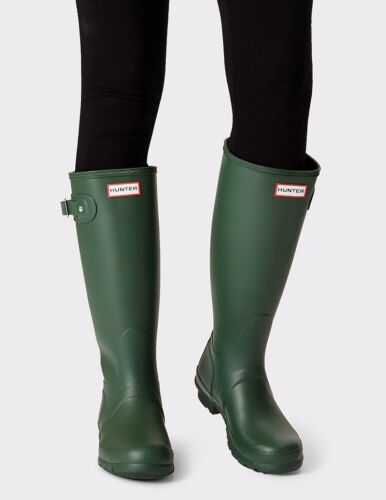 Original Wellington Olive Uk Boots Eur 125€ 36 3 Women's 4m Tall Hunter Us 35 Pv nZqWwStggT