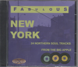 FABULOUS-NEW-YORK-Various-Artists-NEW-amp-SEALED-NORTHERN-SOUL-CD-GOLDMINE