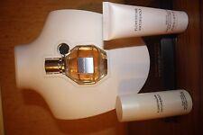 flowerbomb viktor & rolf eau de parfum vaporisateur 50 ml + creme + gel moussant