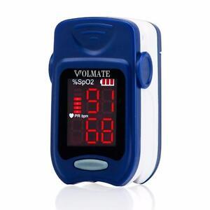 Volmate-Fingertip-Pulse-Oximeter-Oximetry-Blood-Oxygen-Saturation-Monitor-FDA