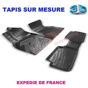 TAPIS-DE-SOL-3D-RENAULT-MEGANE-2-CAOUTCHOUC-TPE-SUR-MESURE-NEUF
