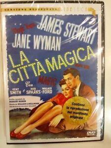 La-Citta-Magica-Versione-Restaurata-Dvd-Cineteca-Stormovie-Nuovo