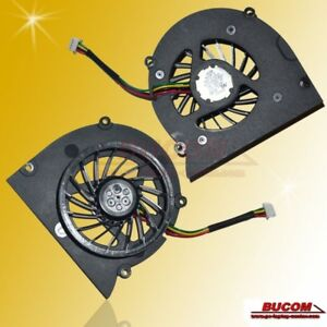 2hh01car UDQF COOLER VENTOLA FAN VENTOLA 4 Dell per CPU RADIATORE pin XPS m1330 U66PR7wq