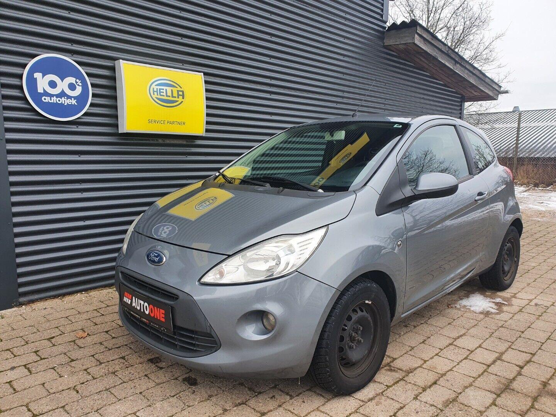 Ford Ka 1,3 TDCi Ambiente 3d - 19.900 kr.