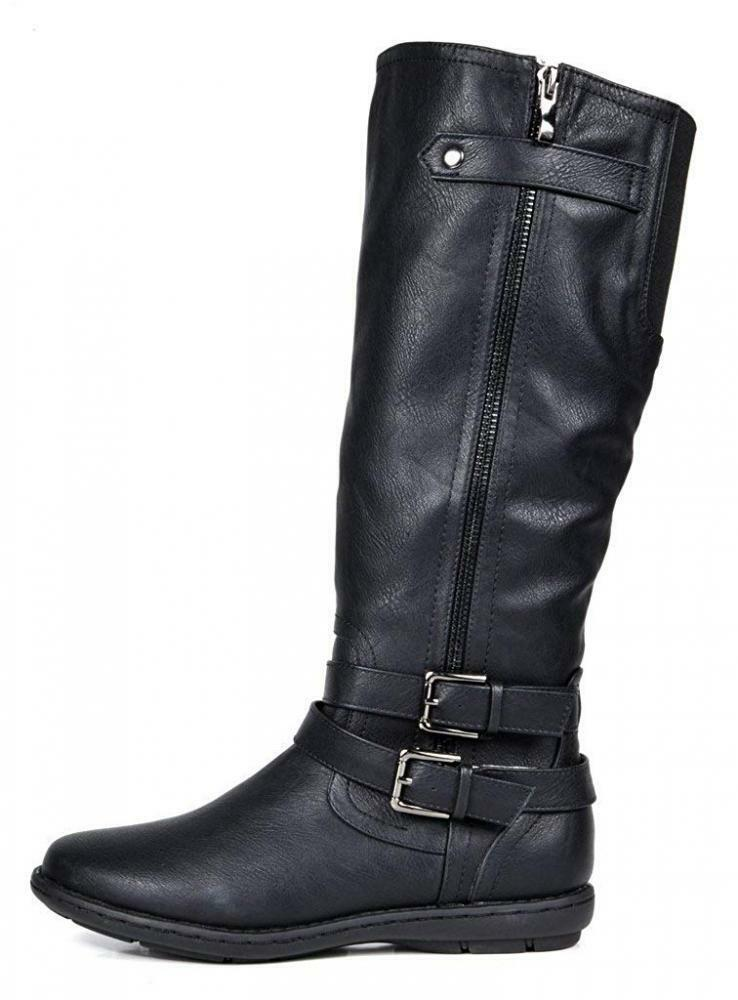 DREAM PAIRS Women's Faux Fur-Lined Knee High Winter Winter Winter Boots c387e0