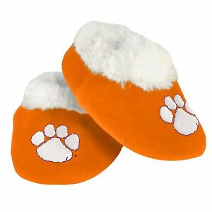 Infant Newborn Baby Booties Slippers NEW Shower Gift NCAA LSU Tigers
