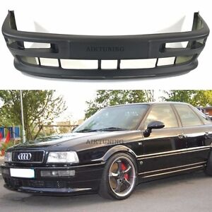 audi 80 90 b3 b4 front s2 style bumper spoiler apron. Black Bedroom Furniture Sets. Home Design Ideas