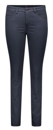 MAC DREAM SKINNY cotton dark blue Damen Stretch Jeans 5454-00-0425L 198