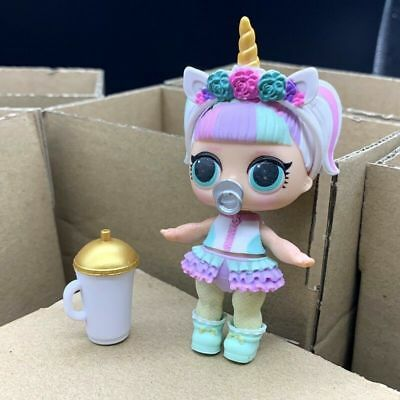 Rare Lol Surprise Unicorn Series 3 Wave 2 Confetti Big Surprise Gift