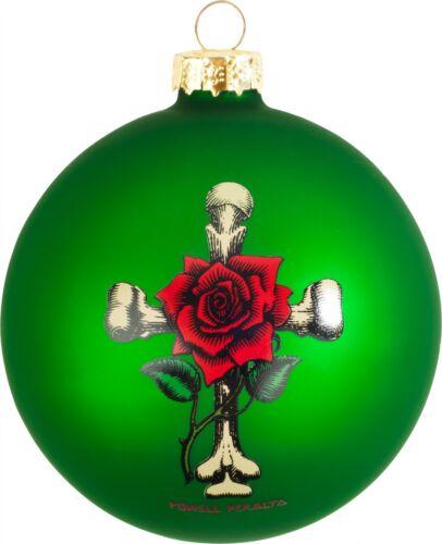 Rose Bones Limited Powell Peralta Skateboards Christmas Tree Ornament NEW 2016