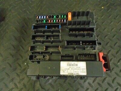 2006 SAAB 9-3 1.9 TiD Linear Sport ESTATE FUSE BOX RELAYS ...