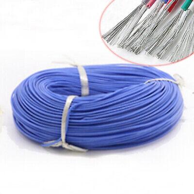 Gelb 14~30AWG Silikon Draht Kupfer verzinnt HOHE TEMP Flexibel Kabel UL3239