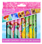 Pack-Of-10-Jumbo-Crayons-Colouring-Licensed-Princess-Cars-Frozen-Mickey-Mouse miniatura 3
