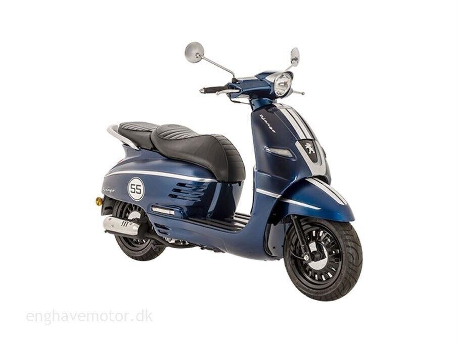 Peugeot Djang, 2020