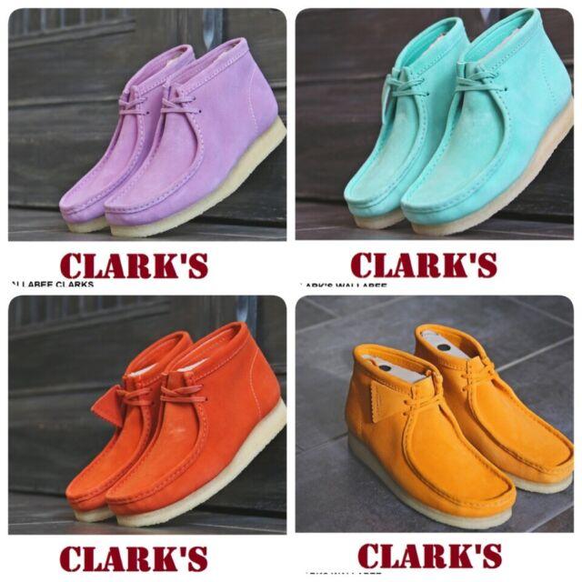 Clarks Originals Wallabee Hi Suede Boot. Gum Bottom. Men's Sizes. 100% Authentic
