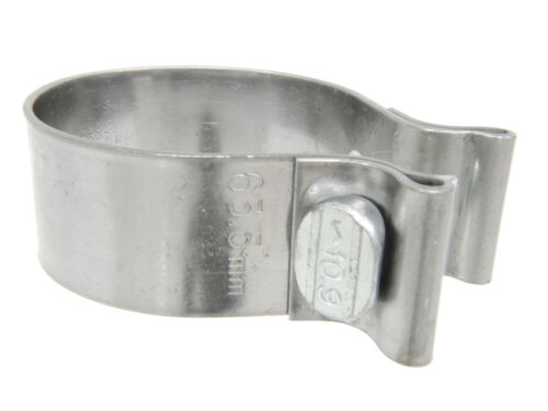 "C4 C5 C6 2.5/"" Corvette Hi-Torque Exhaust Band Clamp"