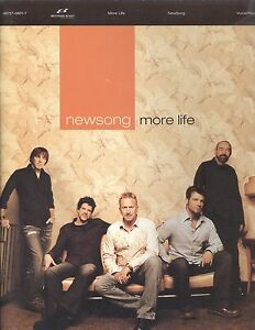 NewSong-More-Life-Songbook-Piano-Voice-Guitar-2003-Back-Where-You-Belong-Cherish