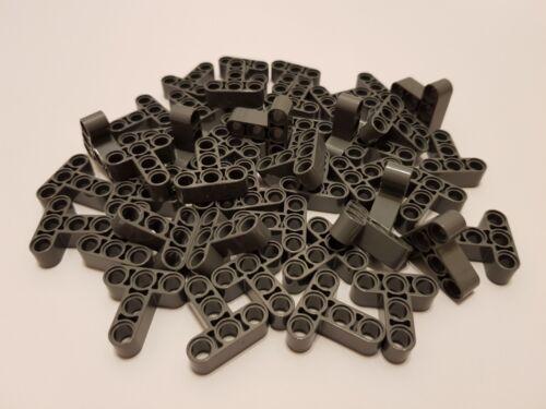 LEGO 60484 Technic Dark Bluish Grey Liftarm 3 x 3 T-Shape Thick