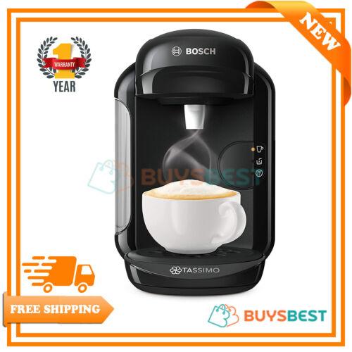 BOSCH Tassimo Vivy bevande calde /& MACCHINETTA DEL CAFFE/' 1300W Nero-TAS1402GB