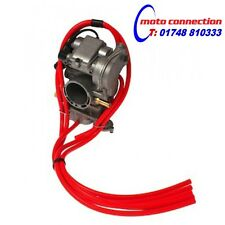 5 PIECE MBO SPORT CARB VENT HOSE BREATHER KIT RED  for  BETA 250RR 300RR