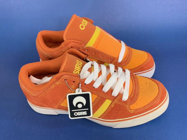 Osiris Chino Low Mens Athletic Skateboarding Shoes Size 11 Orange for sale  online   eBay