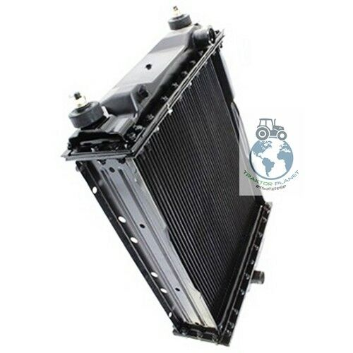 MTS Belarus 80 82 Wasserkühler Kühler mit Deckel und Hahn ALUMINIUM 70-U1301010.