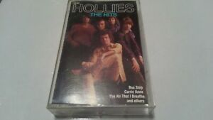 The Hollies - The Hits - 60's Rock Cassette Tape (Rare OOP)