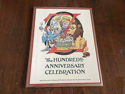 Oz: The Hundredth Anniversary Celebration SIGNED Limited Edition #87
