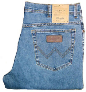 WRANGLER-Jeans-TEXAS-STRETCH-2-Wahl-Ware-ANGEBOT