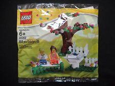 LEGO Springtime Scene 40052 New - Free Shipping