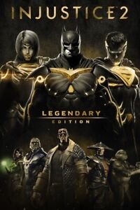 Injustice 2 Legendary Edition PC Steam KEY (REGION FREE/GLOBAL) FAST DELIVERY!