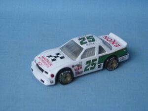 Matchbox-Nascar-Chevy-Lumina-Exxon-25-Race-Car-Racing-Gold-Wls-Rubber-Tyres-UB