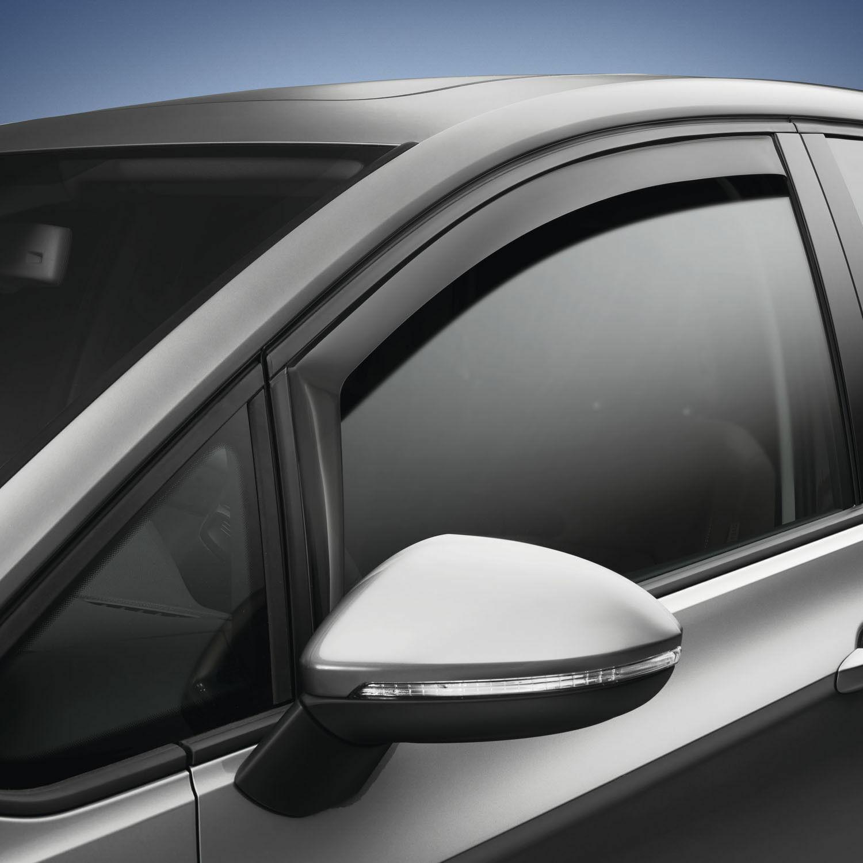 8X, Mk1 3-T/ürer 2010 2011 2012 2013 2014 2015 2016 2017 2018 Premium Qualit/ät Acrylglas PMMA Regenabweiser Abweiser 2x Windabweiser kompatibel mit Audi A1 S1