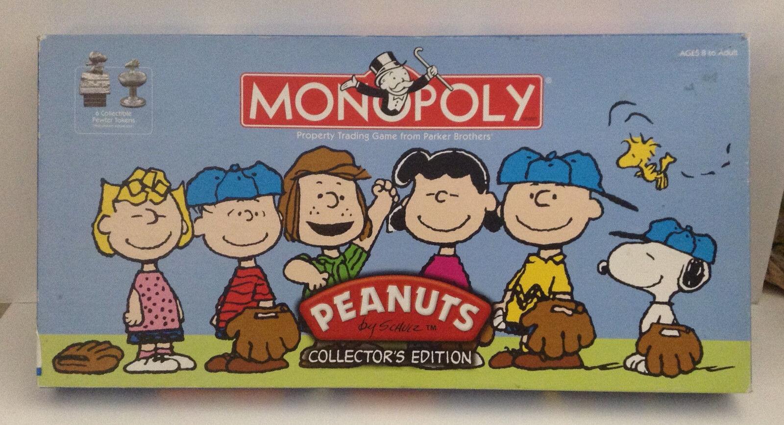 samlaor s utgåva av Peanuts Monopol