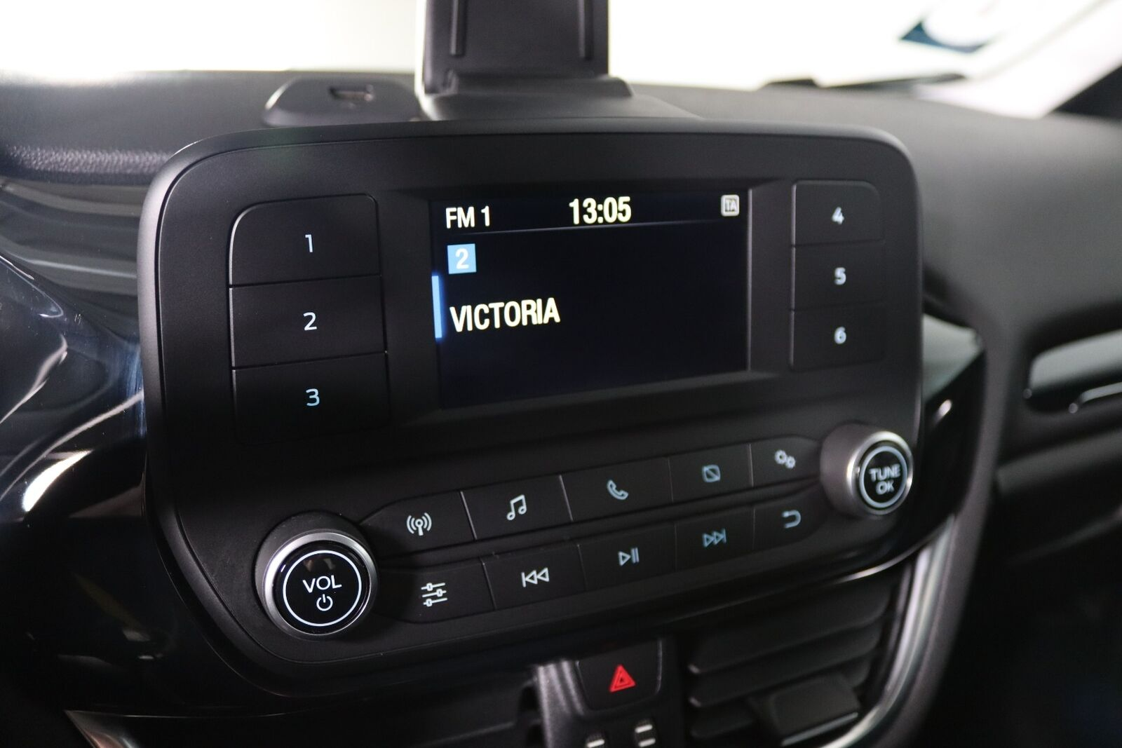 Ford Fiesta 1,1 Trend - billede 8