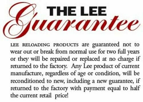 Lee Precision Bullet dimensionamento KIT 451 90061