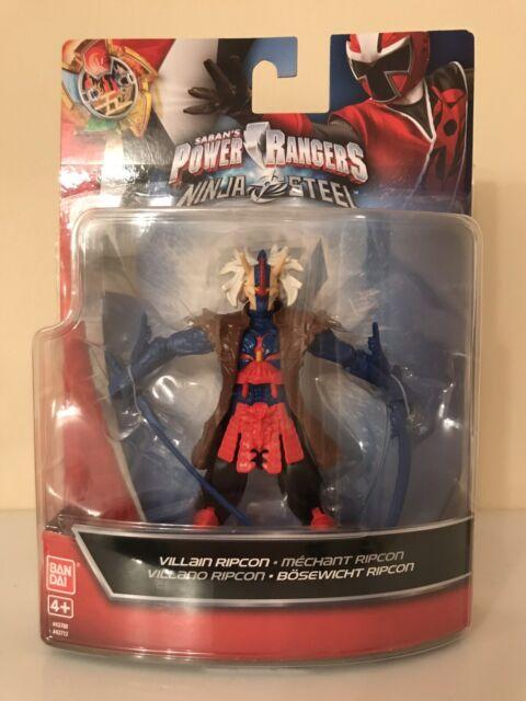 POWER Rangers Ninja acciaio 12.5CM Figura ripcon