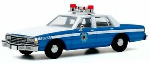 CHEVROLET Caprice - 1986 - Home Alone - Illinoise Police - Greenlight 1:43