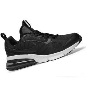 NIKE-MENS-Shoes-Air-Max-270-Futura-Black-amp-White-US-Size