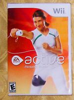 Wii Active Personal Trainer (Nintendo Wii) Video Games