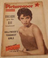 1955 PICTUREGOER FILM MAGAZINE Cover JACKIE LANE .17th December